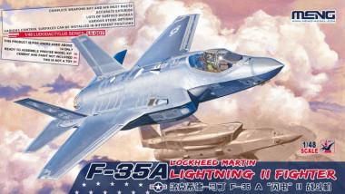 F-35A Lockheed Martin Lightning II Fighter 1:48