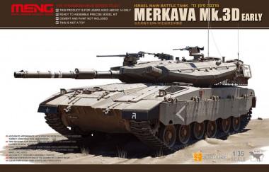 Merkava Mk 3 1:35 meng