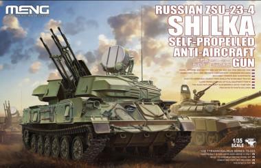 Russian ZSU-23-4 Shilka 1:35