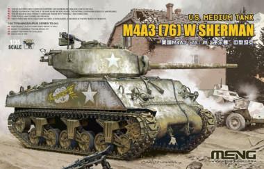 M4A376 W SHERMAN 1:35