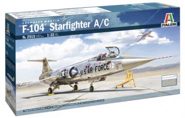F-104 STARFIGHTER A/C 1:32