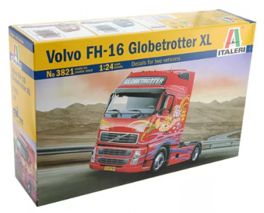 VOLVO FH16 Globetrotter XL 1:24