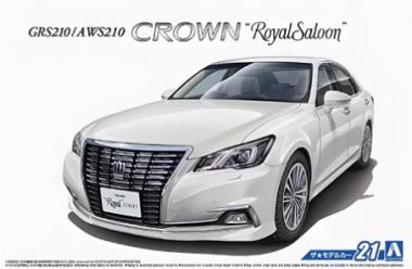 GRS210/AWS210 Crown RoyalSaloon 1:24