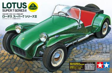 Lotus Super 7 Series II 1:24