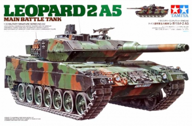 Танк Leopard 2 A5 1:35