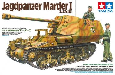 Jagdpanzer Marder I Sd. 1:35