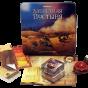 Внутри коробки игры Запретная пустыня