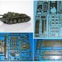 Сборная модель СУ-100