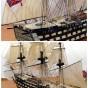 Модель корабль Нельсона
